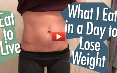What I Eat in a Day (to Lose Weight) on the Eat to Live Nutritarian Diet // 3 Meals + RECIPES PDF