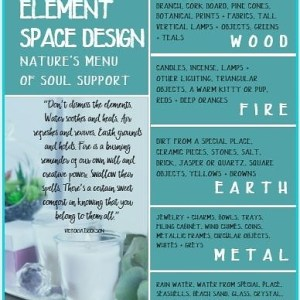 5 elements menu thumbnail