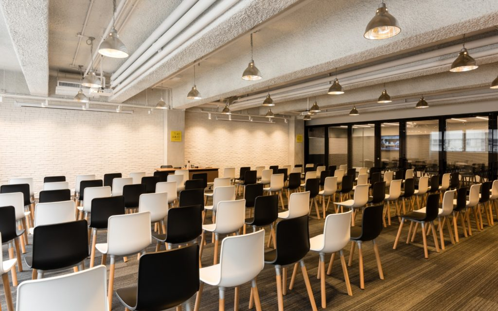Kwun Tong Event Space - The Wave