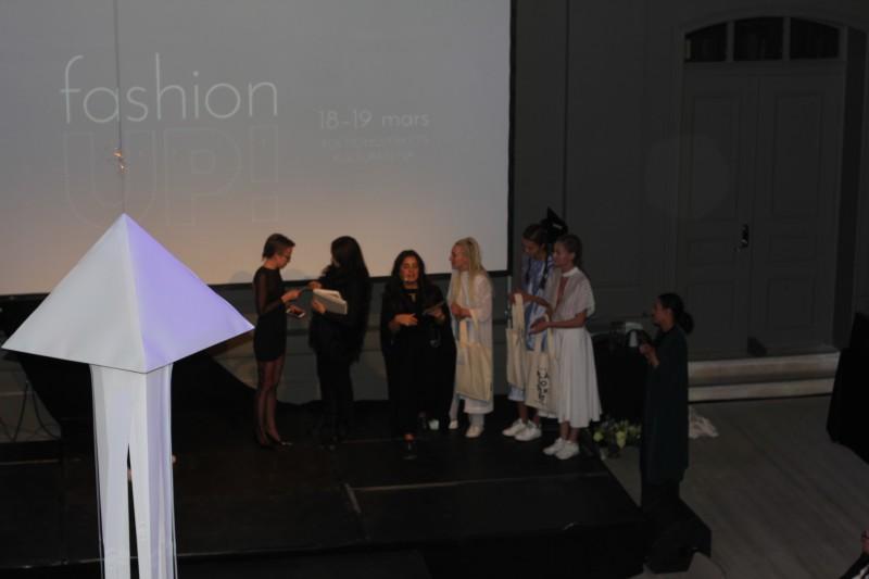 Emelie Svensson, fashion UP