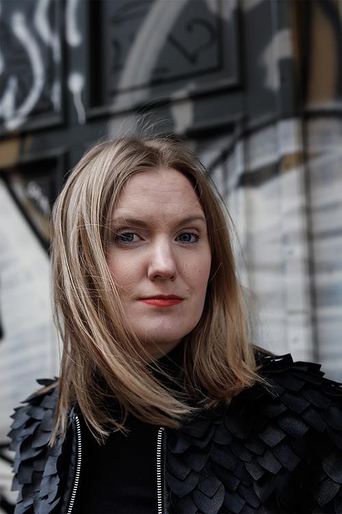 Annika Göth Nilsson founder of Andfair