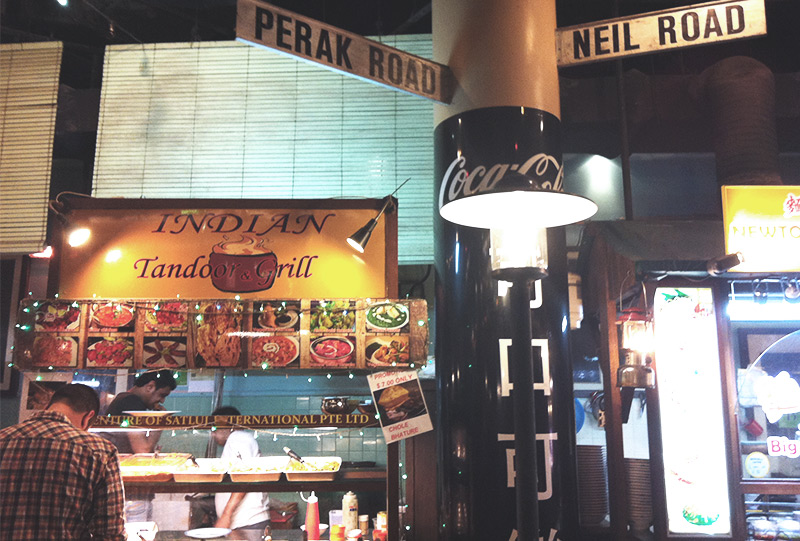 wander guide 72 hours in singapore hawker market street food singapore