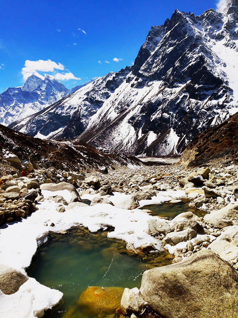 mountains everest base camp landscape photography travel