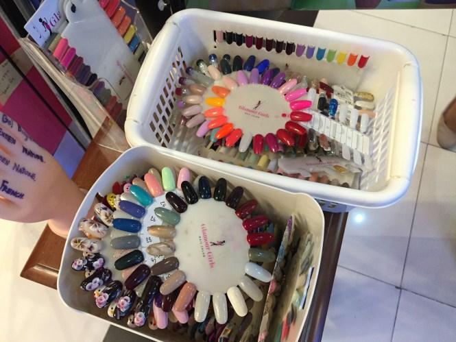 Salon Nail Art Di Timur Ideas