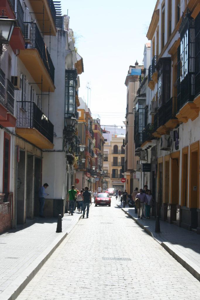 exploring seville