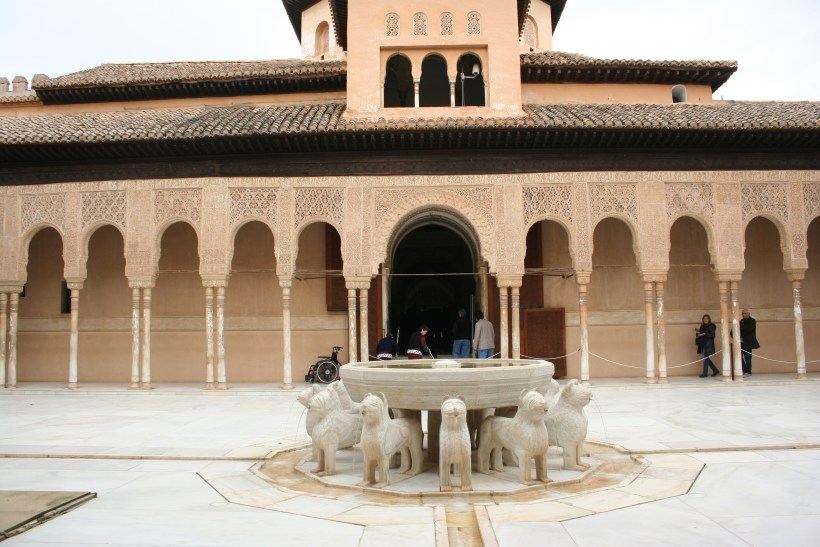 visiting the alhambra