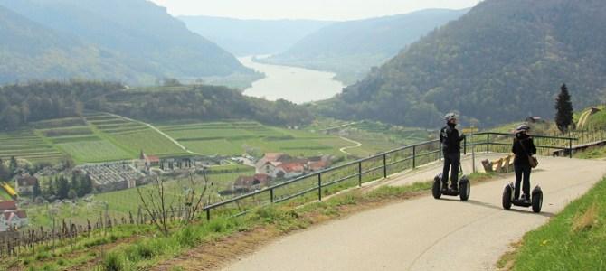 Segway-Tour Wachau
