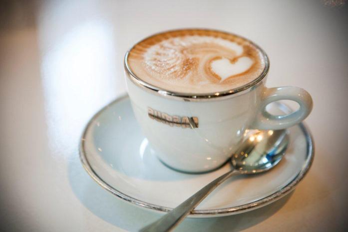 Looks tasty, right? (c) Café Aumann