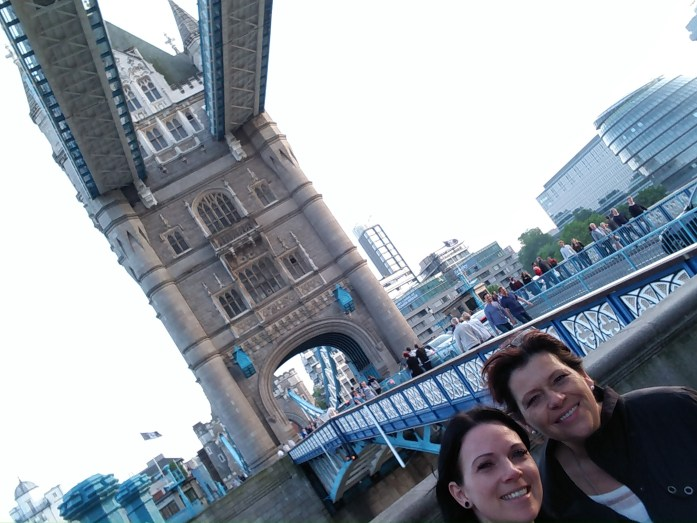 Close to Tower Bridge!