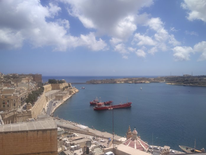 One of my Malta impressions.