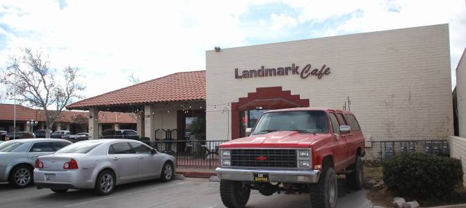 The Landmark Café, Sierra Vista