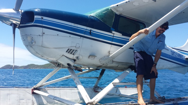 Turtle Airways Sea Plane