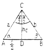 58 Calculation of right-angled triangles