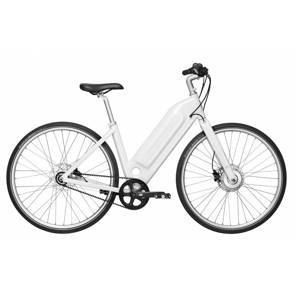 EL-cykel, Biomega OKO, 8 gears Alfine, Kulfiber ramme