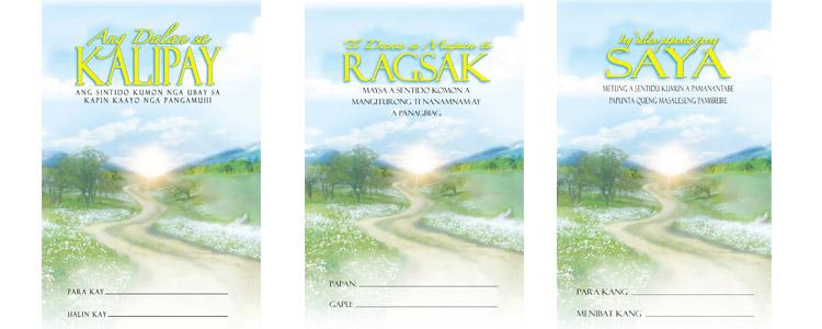 The Way To Happiness: Hiligaynon, Ilokano, and Kapampangan