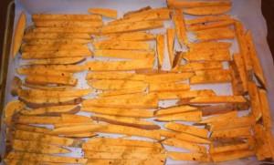 sweet potato fries plant-based