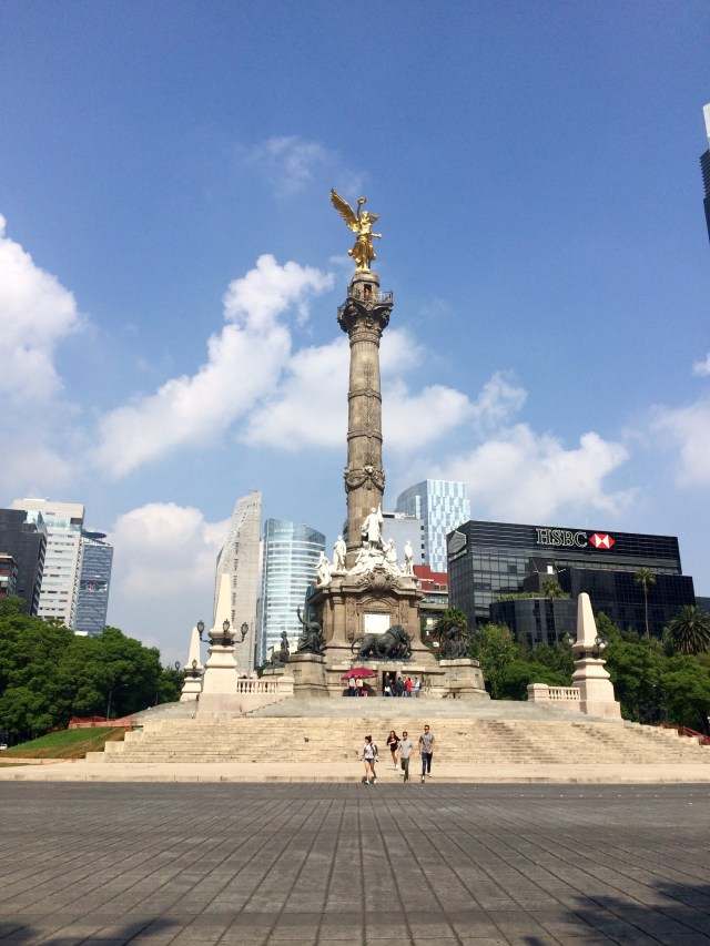 mexico city angel independencia
