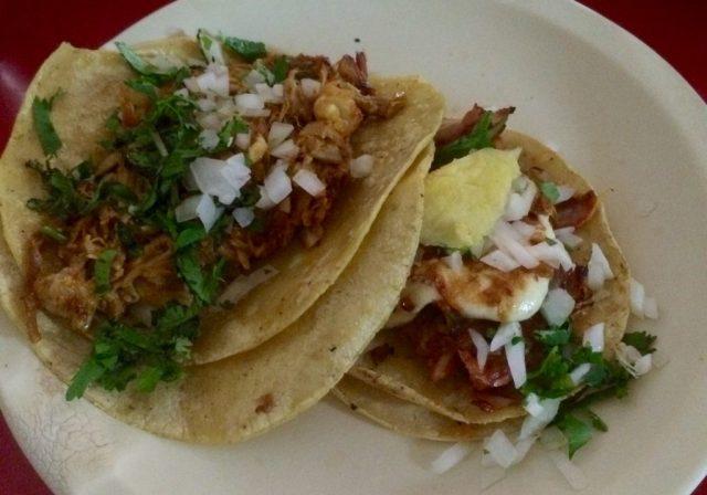 mexico city tacos