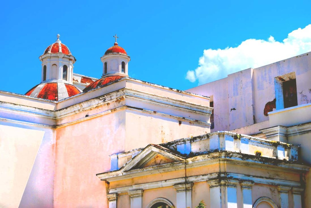 Church in San Juan