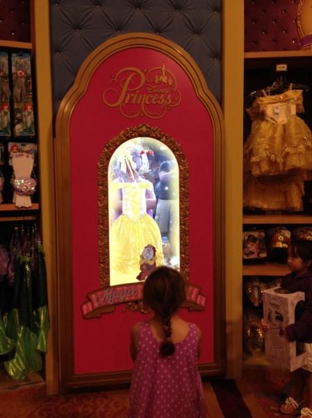Mirror Wall Fairest Disney Princess Of - Guru Travel