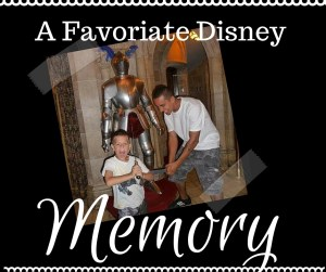 Fav Disney Memory Blog