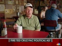 In new ad, Ted Cruz burned for his White Castle love