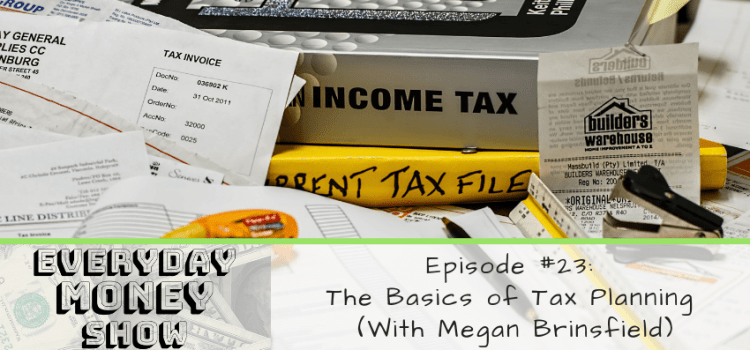 The Basics of Tax Planning