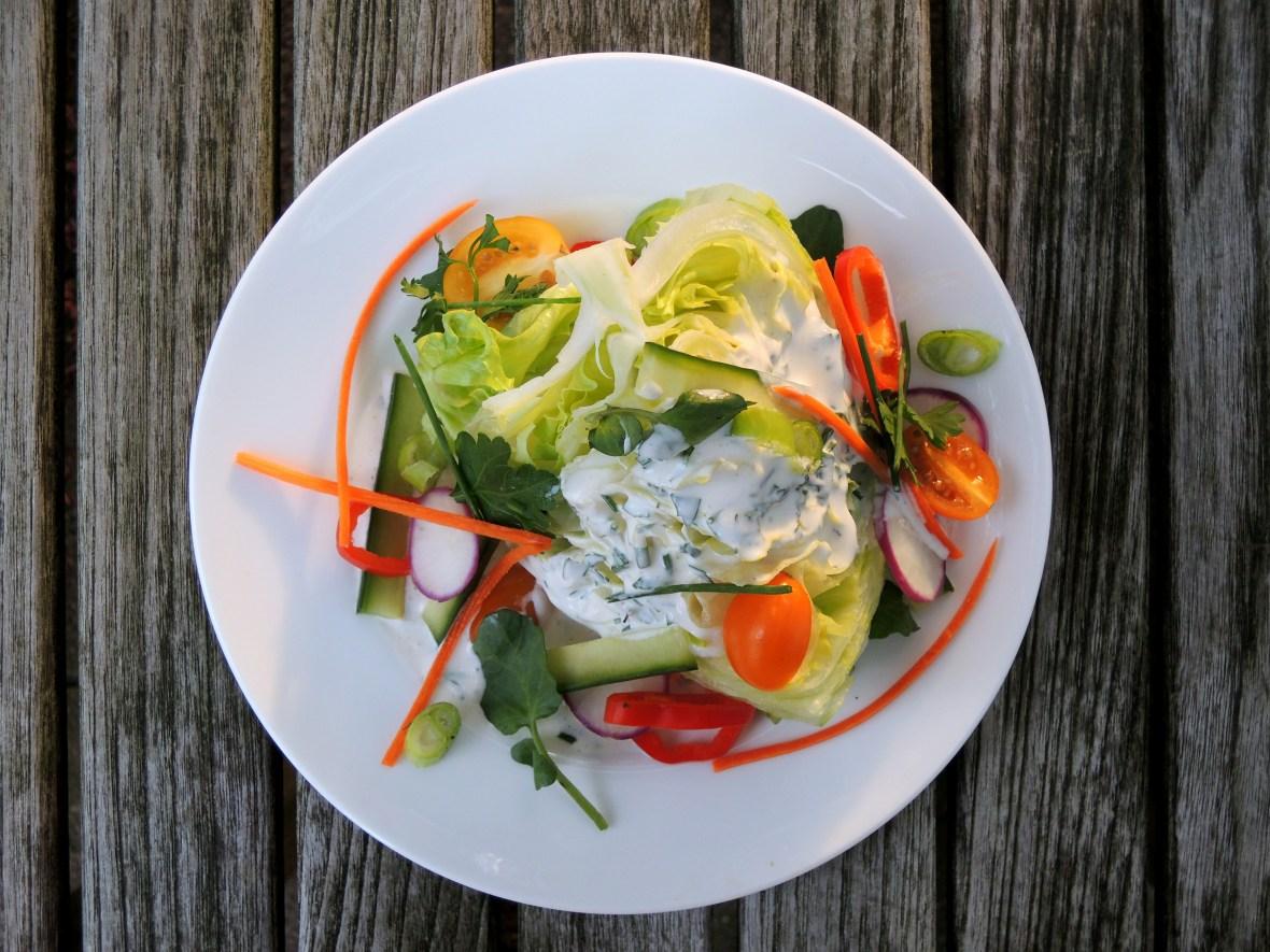 Condiments, salad dressings, ranch dressing 4