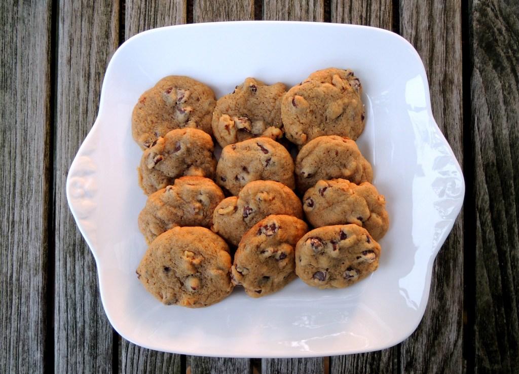 Desserts, cookies, Nana's chocolate chip cookies 1