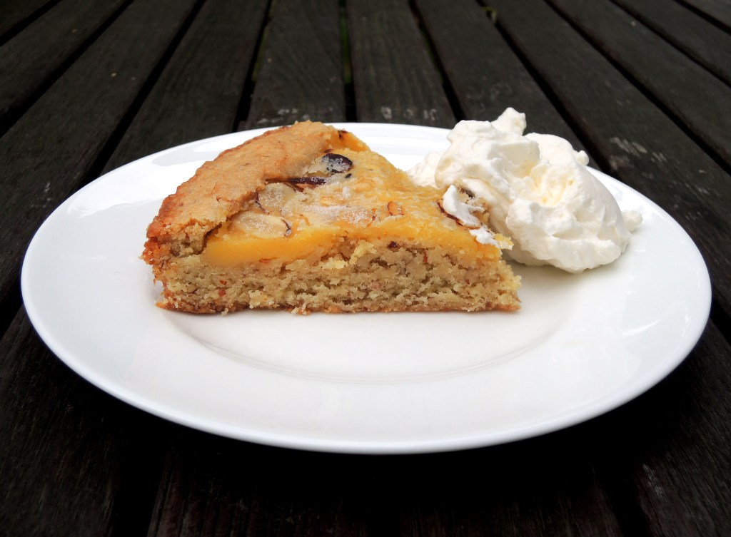 Desserts, cakes, tortes, lemon almond butter cake 5