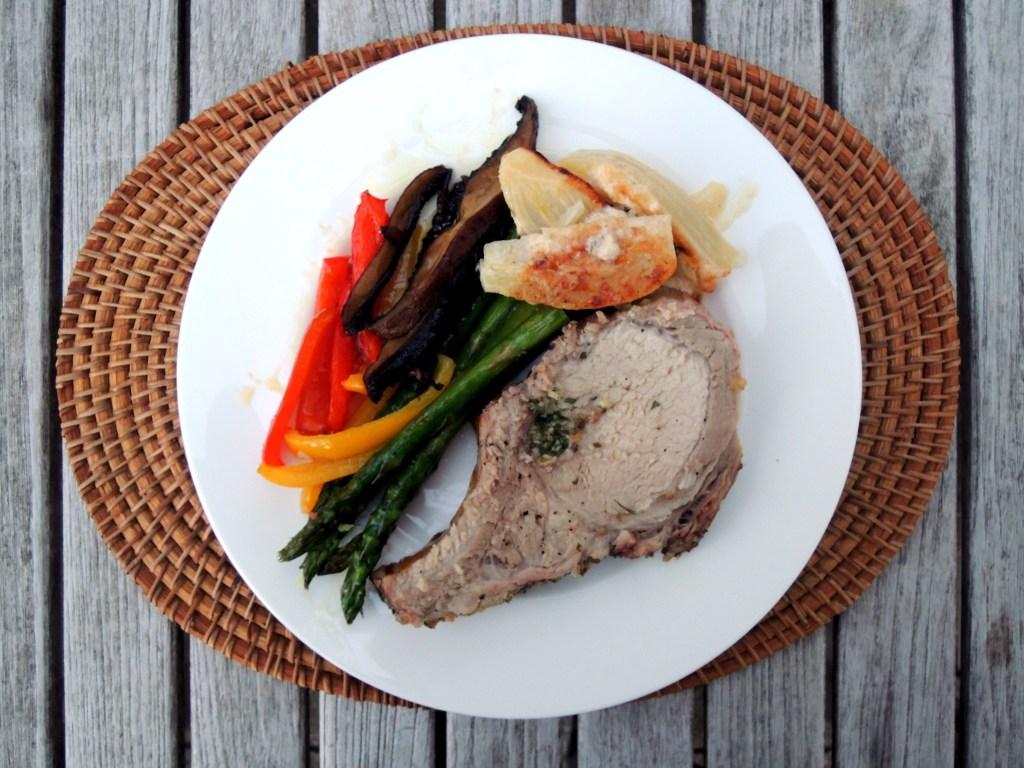 Pork, rib roasts, arista 2