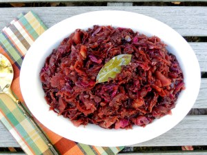 15p. Vegetables, cabbage, sauteed red cabbage, red onion and sauerkraut 1 (2)