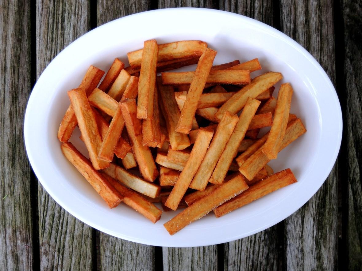 Vegetables, potatoes, fries, Belgian frites 1