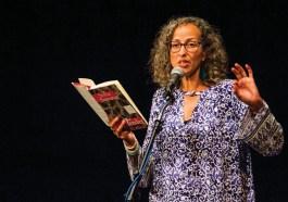 Sofia Samatar reads at Eastern Mennonite University