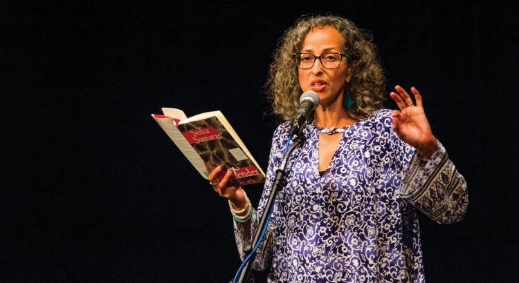 Sofia Samatar reads at Eastern Mennonite University