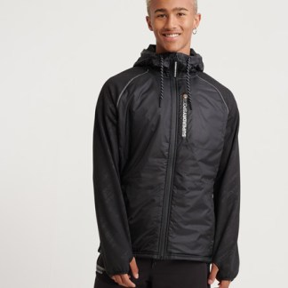 Superdry Superdry Active Water Repellent Hybrid Jacket