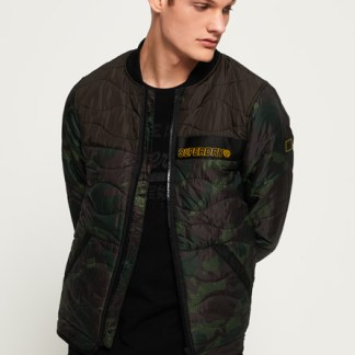 Superdry Superdry Air Corps Padded Liner Jacket