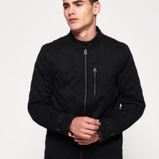 Superdry Superdry City Microfibre Quilted Jacket