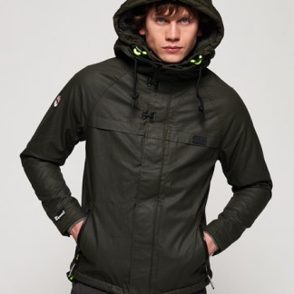 Superdry Superdry Double Atlantic Jacket
