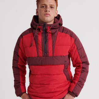 Superdry Superdry Downhill Padded Overhead Jacket
