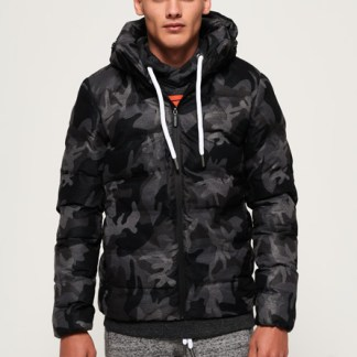 Superdry Superdry Echo Quilt Puffer Jacket