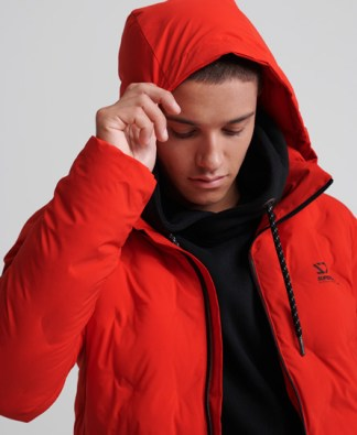 Superdry Superdry Echo Quilted Puffer Jacket