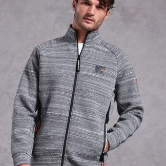 Superdry Superdry Gym Tech Stretch Track Top