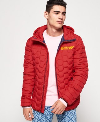 Superdry Superdry Hex Mix Down Jacket