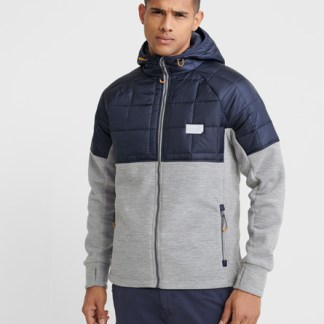 Superdry Superdry Polar Fleece Hybrid Jacket