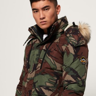 Superdry Superdry SD Expedition Parka Jacket