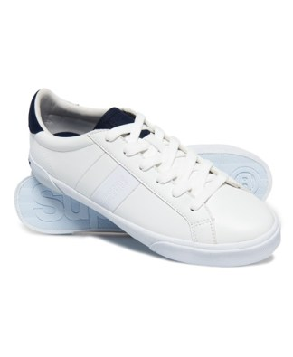 Superdry Superdry Vintage Court Trainers