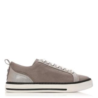 Moda In Pelle Estoni Taupe Leather