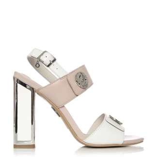 Moda In Pelle Myra Nude Leather