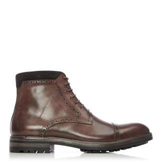 Moda Man Barsby Brown Leather